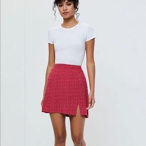 LA Hearts Ditsy Floral Mini skirt